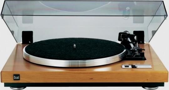 Dual CS 460 Plattenspieler