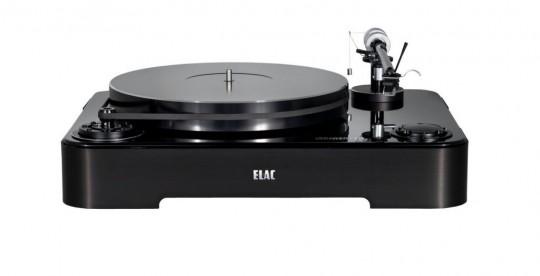 ELAC Miracord 90 schwarz Hochglanz