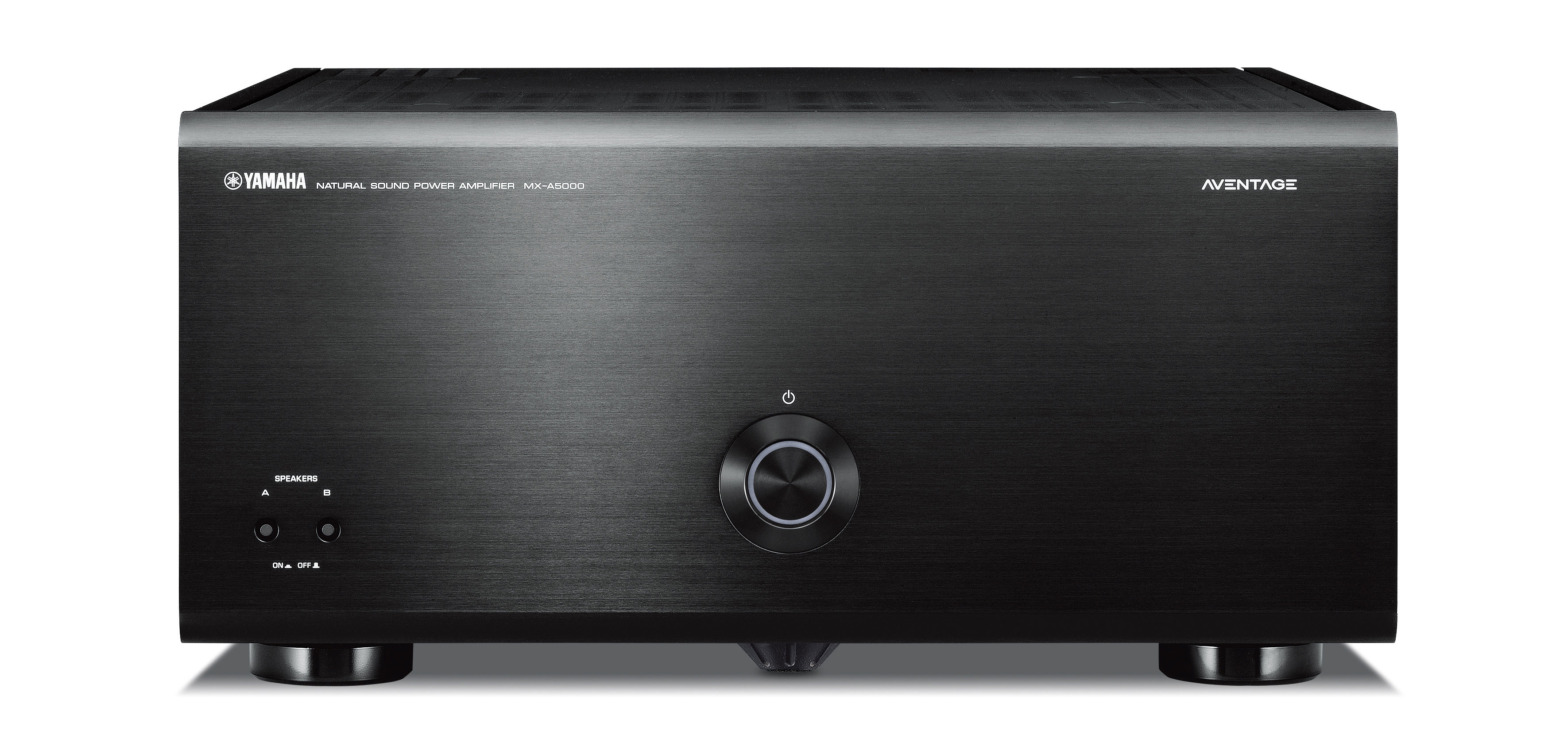 Yamaha M Power Amplifier Manual